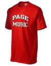 Page High SchoolMusic