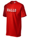 Halls High SchoolTrack