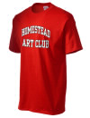 Homestead High SchoolArt Club