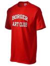 Borger High SchoolArt Club