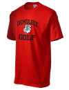 Okmulgee High SchoolGolf