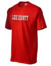 Lee County High SchoolGolf