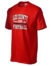 Lee County High SchoolFootball