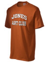 A C Jones High SchoolArt Club