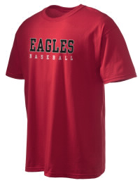 This custom Diamond Hill Jarvis High School Eagles crewneck t-shirt with a seamless collar turns a classic into an ultra comfortable apparel choice. Customize this t-shirt with your favorite Eagles design and personalize with your Diamond Hill Jarvis High School Eagles year. Choose your custom design for your tee and wear this customized t-shirt proudly.
