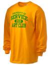 Service High SchoolArt Club