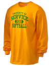 Service High SchoolSoftball