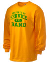 Service High SchoolBand
