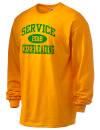 Service High SchoolCheerleading