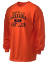 Alexandria High SchoolArt Club