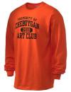 Cheboygan High SchoolArt Club