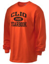 Clio High SchoolYearbook