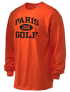 Paris High SchoolGolf