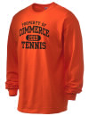 Commerce High SchoolTennis