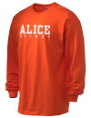 Alice High SchoolHockey