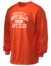 North Dallas High SchoolArt Club