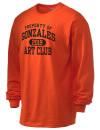 Gonzales High SchoolArt Club