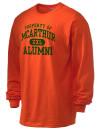 Mcarthur High School