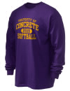Concrete High SchoolSoftball