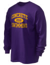 Concrete High SchoolSwimming