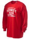 Sidney High SchoolSoftball