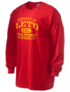 Leto High SchoolCross Country
