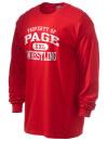 Page High SchoolWrestling