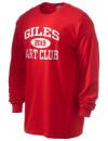 Giles High SchoolArt Club