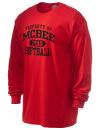 Mcbee High SchoolSoftball