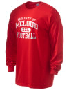 Mcloud High SchoolFootball