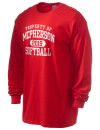 Mcpherson High SchoolSoftball