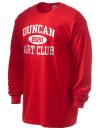 Duncan High SchoolArt Club