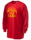 Ontario High SchoolBand