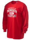 Borger High SchoolWrestling