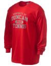 Duncan High SchoolTennis