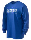 Oakridge High SchoolSwimming