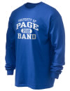 Fred J Page High SchoolBand