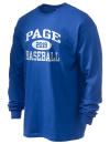 Fred J Page High SchoolBaseball