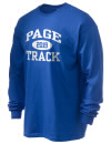 Fred J Page High SchoolTrack