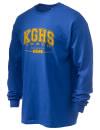 King George High SchoolTrack
